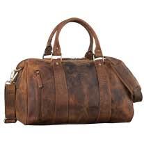 STILORD 'Keanu' Bolsa de Viaje Cuero