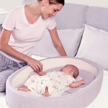 Cuna bebe - Cama nido para Viaje
